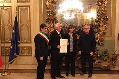 Al ruvese Michele Pellicani l'onorificenza al Merito della Repubblica