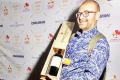 """Ancora un riconoscimento per Michele Pinto e il suo """"In vino veritas"""""""