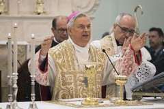 Mons.Cornacchia festeggia oggi i 41 anni di sacerdozio