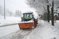 Neve, accumuli dai 10 ai 30 centimetri su Ruvo