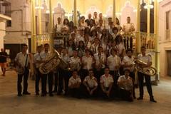 """Talos Festival, attesa per l'esibizione dell'orchestra di fiati """"Città di Cisternino"""""""