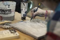 WhitePageGallery, l'arte nel centro di Ruvo a cura di Dom Barra