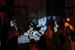 """Sacra Rappresentazione """"Passione di Cristo. Voci, immagini, suoni"""" - LE FOTO"""