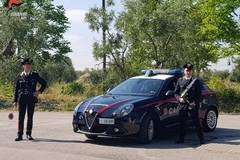 Furti d'auto e rapine, due arresti dei Carabinieri