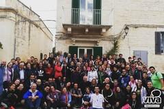 Cento pellegrini da Ruvo a Terlizzi sul cammino di don Tonino