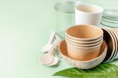 Asporto ecocompatibile, dal Comune stoviglie biodegradabili per bar e pasticcerie