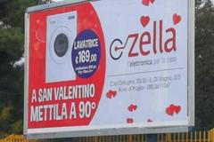 """""""Mettila a 90°"""", a Ruvo di Puglia una pubblicità di pessimo gusto"""