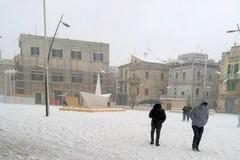 Emergenza neve, si riunisce il COC. Da domani lo spargimento del sale