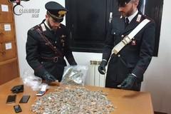 Droga nel centro di Ruvo di Puglia, arrestata coppia di coniugi