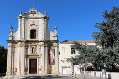 Mons. Cornacchia in visita pastorale a San Michele Arcangelo
