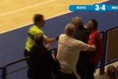 Netta condanna del Futsal Ruvo a quanto accaduto nel match col Real Matera