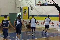 Basket, vittoria ruvese a Monteroni