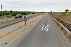 Sarà demolito e ricostruito il restringimento di corsia sulla provinciale 231