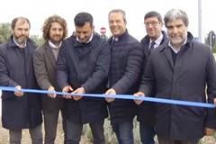 """Inaugurata la strada provinciale 85 'Bisceglie alla Ruvo - Corato""""."""
