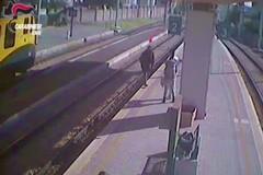 Il VIDEO dell'aggressione in stazione