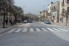Nuova segnaletica stradale a Piazza Matteotti