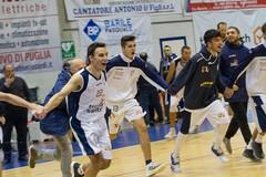 Il Talos è in Serie B! Ruvo torna nel basket che conta