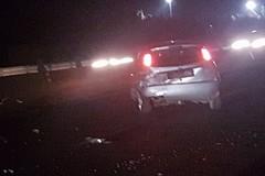 Padre e figlia ruvesi coinvolti in un incidente