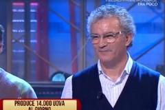 """Dalla sua azienda di Ruvo di Puglia ai """"Soliti ignoti"""" di Amadeus"""