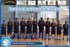 Inizia oggi la nuova stagione per la Tecnoswitch Ruvo Basket
