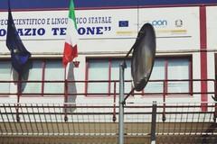 """Personale positivo al Covid, resta in Dad il Liceo """"Tedone"""""""