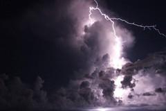 In arrivo vento e temporali