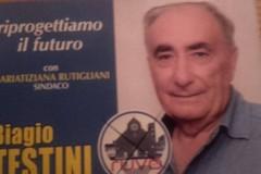Si dimette Biagio Testini, consigliere PD