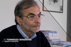 Il Sindaco di Molfetta Tommaso Minervini nel ricordo di Don Tonino Bello - VIDEO