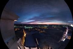 Torre dell'Orologio come un osservatorio celeste per la notte di San Lorenzo
