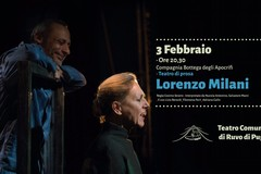 """""""Lorenzo Milani"""" al Teatro Comunale di Ruvo di Puglia"""