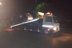 Brutto incidente stradale nella notte nei pressi del cimitero
