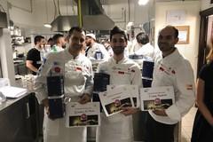 """Vincenzo Montaruli vincitore """"Emergente Chef Puglia"""""""