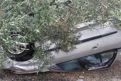Brutto incidente stradale sulla Ruvo - Molfetta, coinvolti due ruvesi