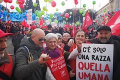 Da Ruvo di Puglia a Roma per partecipare alla manifestazione dei sindacati