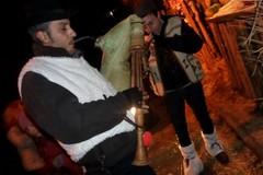 Il suono del Natale: gli zampognari in piazza