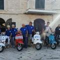 Anche il Vespa Club Ruvo al raduno nazionale di Andria