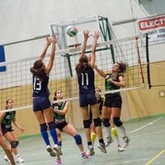 Un altro dispiacere per la Tecno-switch pallavolo femminile