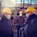 «Notevoli progressi» per le case popolari sull'estramurale Pertini