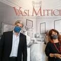"""""""Vasi Mitici """", i reperti del Museo Jatta in mostra al Castello Svevo di Bari"""