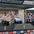 Luca Mazzone cala il tris e si conferma campione del mondo