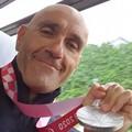 Luca Mazzone è argento olimpico nella cronometro individuale handibike categoria H2
