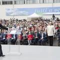 Il liceo Tedone apre l'anno scolastico con il presidente Mattarella