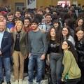 Il consiglio regionale tra i banchi del Liceo Tedone