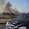 Due tentati furti e un incendio, triplo intervento della Metronotte