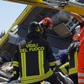 Strage dei Treni, il Corpo dei Vigili del Fuoco ricorda l'immane tragedia