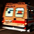 Brutto incidente in via Valle Noè, un ferito