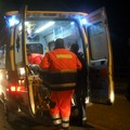 Drammatico incidente nella notte: in fin di vita 21enne di Ruvo di Puglia