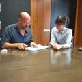 Il consigliere Mazzone in Spagna per studiare il modello urbano di Pontevedra