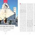 """Ruvo di Puglia tra le pagine della rivista """"Puglia & Mare - ambiente nautica e turismo"""""""
