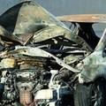 Auto rubata a turisti ritrovata bruciata nell'agro di Ruvo di Puglia